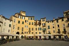 Κοιλάδα ` Anfiteatro πλατειών Lucca, Τοσκάνη, Ιταλία Στοκ εικόνες με δικαίωμα ελεύθερης χρήσης
