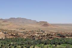 Κοιλάδα Dades, Μαρόκο στοκ εικόνες
