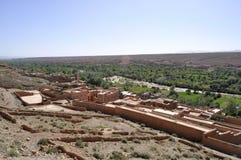 Κοιλάδα Dades, Μαρόκο στοκ εικόνες με δικαίωμα ελεύθερης χρήσης