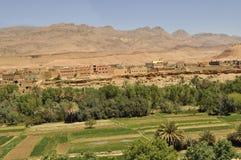 Κοιλάδα Dades, Μαρόκο στοκ εικόνα