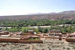 Κοιλάδα Dades, Μαρόκο στοκ φωτογραφία