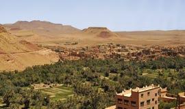 Κοιλάδα Dades, Μαρόκο στοκ φωτογραφία με δικαίωμα ελεύθερης χρήσης