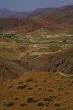 κοιλάδα moroco draa 5 Στοκ Εικόνες