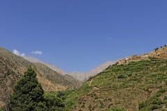 κοιλάδα ourika στοκ εικόνες