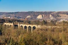 Κοιλάδα Prokop - Hlubocepy, Δημοκρατία της Τσεχίας, Ευρώπη στοκ εικόνες με δικαίωμα ελεύθερης χρήσης