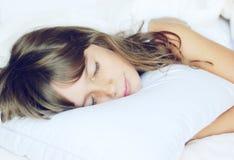 κοιμισμένος Στοκ Φωτογραφίες