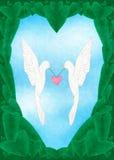 Κοινή καρδιά B2 Στοκ Εικόνες