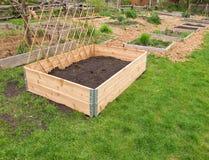 κοινοτικός κήπος στοκ φωτογραφία με δικαίωμα ελεύθερης χρήσης