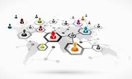 Κοινοτικό δίκτυο απεικόνιση αποθεμάτων