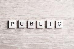 Κοινωνία και δημόσιες σχέσεις Στοκ Φωτογραφίες