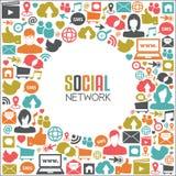 Κοινωνικά μέσα απεικόνιση αποθεμάτων