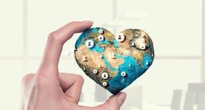 Κοινωνικές σύνδεση και δικτύωση Μικτά μέσα Μικτά μέσα Στοκ φωτογραφίες με δικαίωμα ελεύθερης χρήσης