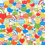 Κοινωνική ανασκόπηση δικτύων απεικόνιση αποθεμάτων