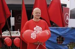 Κοινωνικοί λειτουργοί δημοκρατών Στοκ φωτογραφία με δικαίωμα ελεύθερης χρήσης