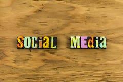 Κοινωνικό ψάρεμα ιστοχώρου Διαδικτύου μέσων στοκ φωτογραφία