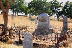 Κοινό αγροτικό νεκροταφείο στοκ φωτογραφία με δικαίωμα ελεύθερης χρήσης