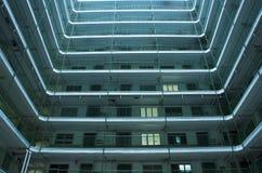 κοινό κατοικίας της Hong πολ στοκ εικόνες