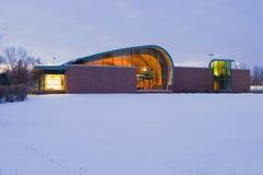κοινό Μινεσότας βιβλιοθηκών υψών αλσών inver στοκ φωτογραφία με δικαίωμα ελεύθερης χρήσης