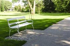 κοινό πάρκων Στοκ εικόνες με δικαίωμα ελεύθερης χρήσης