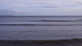 Κοιτάζοντας έξω στη θάλασσα, από Looe, Κορνουάλλη Στοκ φωτογραφίες με δικαίωμα ελεύθερης χρήσης