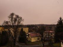 Κοιτάξτε από το παράθυρό μου Στοκ εικόνα με δικαίωμα ελεύθερης χρήσης