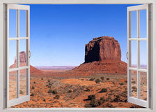 Κοιλάδα μνημείων στοκ φωτογραφία με δικαίωμα ελεύθερης χρήσης