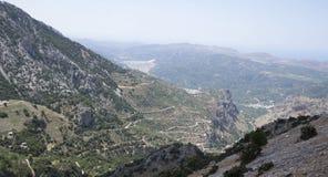 Κοιλάδα, νησί της Κρήτης, Ελλάδα Στοκ φωτογραφίες με δικαίωμα ελεύθερης χρήσης