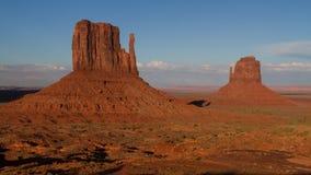 κοιλάδα του Utah μνημείων Στοκ εικόνα με δικαίωμα ελεύθερης χρήσης