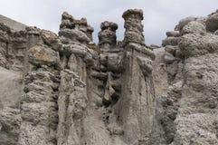 Κοιλάδα των κουκλών πετρών Στοκ εικόνα με δικαίωμα ελεύθερης χρήσης