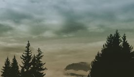 κοιλάδα στοκ φωτογραφία με δικαίωμα ελεύθερης χρήσης