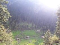 Κοιλάδα Aru Στοκ φωτογραφία με δικαίωμα ελεύθερης χρήσης