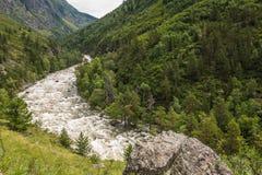 Κοιλάδα Chulcha Στοκ φωτογραφία με δικαίωμα ελεύθερης χρήσης