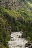 Κοιλάδα Chulcha Στοκ Εικόνες