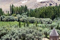 Κοιλάδα Ilhara Στοκ Φωτογραφίες