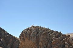 Κοιλάδα Kala-Kala η πόλη Oruro Στοκ φωτογραφίες με δικαίωμα ελεύθερης χρήσης