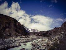 Κοιλάδα Naltar στοκ εικόνες