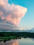 Κοιλάδα Nemunas Στοκ φωτογραφία με δικαίωμα ελεύθερης χρήσης