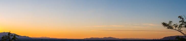 Κοιλάδα Pano Σόλτ Λέικ Στοκ Εικόνες