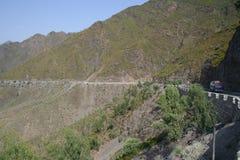 Κοιλάδα Swat, Πακιστάν στοκ φωτογραφία