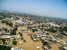 Κοιλάδα SWAT, πλημμύρες του Πακιστάν στοκ φωτογραφία με δικαίωμα ελεύθερης χρήσης
