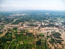 Κοιλάδα SWAT, πλημμύρες του Πακιστάν στοκ εικόνες με δικαίωμα ελεύθερης χρήσης