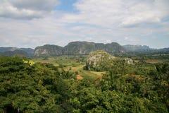 Κοιλάδα Viñales (Κούβα) Στοκ Εικόνα