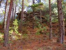 Κοιλάδα XXIV encimadas Piedras Στοκ Εικόνες