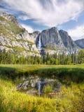 Κοιλάδα Yosemite, εθνικό πάρκο στοκ φωτογραφίες