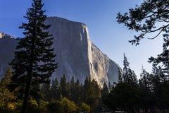Κοιλάδα Yosemite, εθνικό πάρκο Yosemite, Καλιφόρνια, ΗΠΑ Στοκ Εικόνα