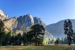 Κοιλάδα Yosemite, εθνικό πάρκο Yosemite, Καλιφόρνια, ΗΠΑ Στοκ Φωτογραφίες