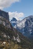 Κοιλάδα Yosemite - μισός θόλος ΙΙ Στοκ φωτογραφία με δικαίωμα ελεύθερης χρήσης