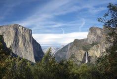 Κοιλάδα Yosemite Στοκ φωτογραφία με δικαίωμα ελεύθερης χρήσης