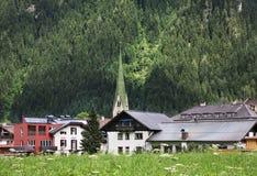 Κοιλάδα Zillertal Mayrhofen Tirol australites στοκ φωτογραφία