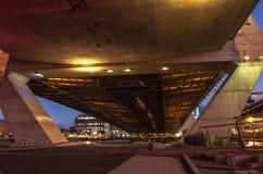 Κοιλιά γεφυρών Zakim Στοκ Φωτογραφίες